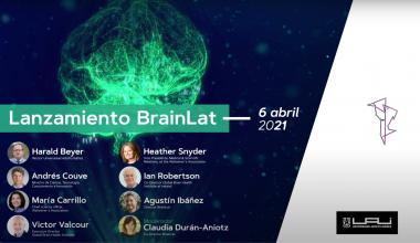 Lanzamiento BrainLat UAI 2021