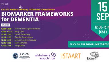 Join us: LAC-CD Alzheimer's Association Webinar