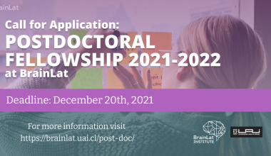 Call for Applications: Postdoctoral Fellowship-2021/2022